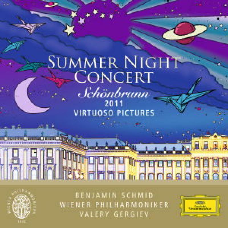 Sommernachtskonzert Schönbrunn 2011, CD+DVD