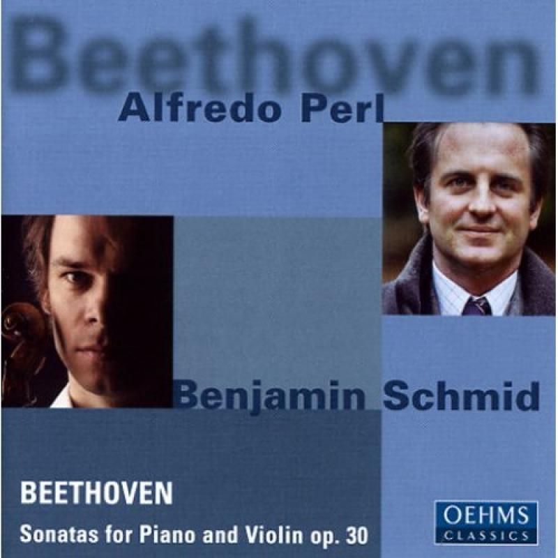 Beethoven Violinsonaten Op.30/ 1-3