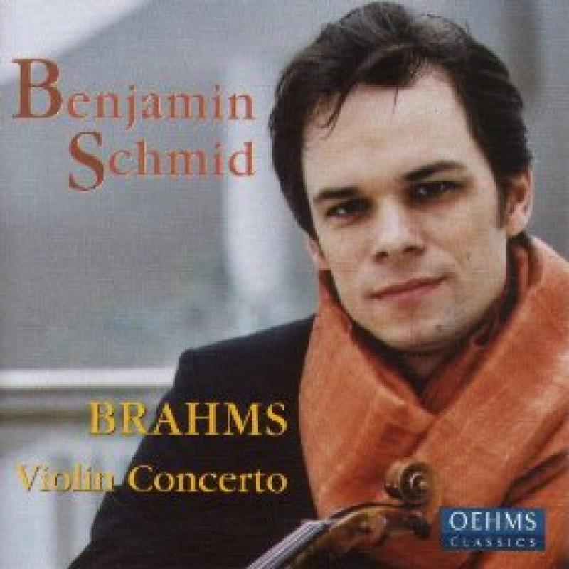 Brahms Violinconcerto op.77