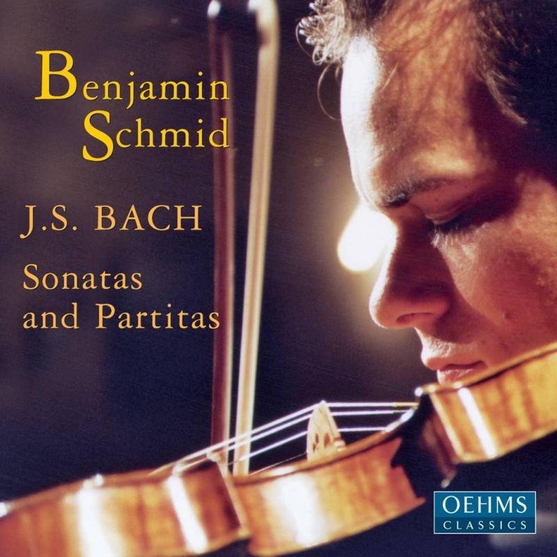 Bach Sonatas & Partitas for Solo Violin