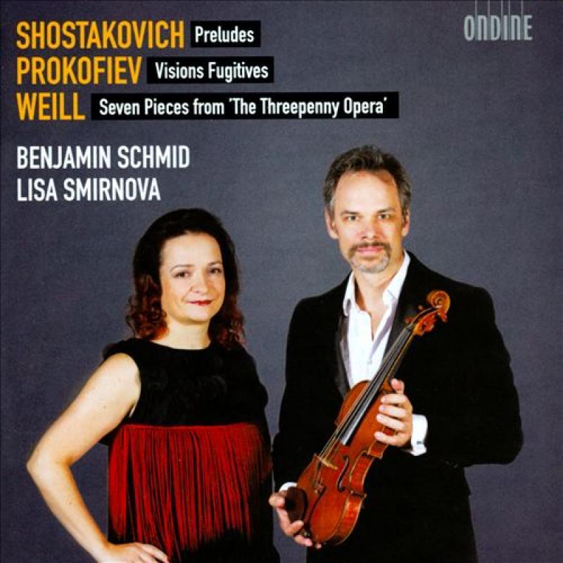 Schostakovich, Prokofieff, Weill