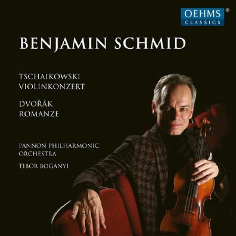 Tschaikowski Violinkonzert / Dvorak Romanze