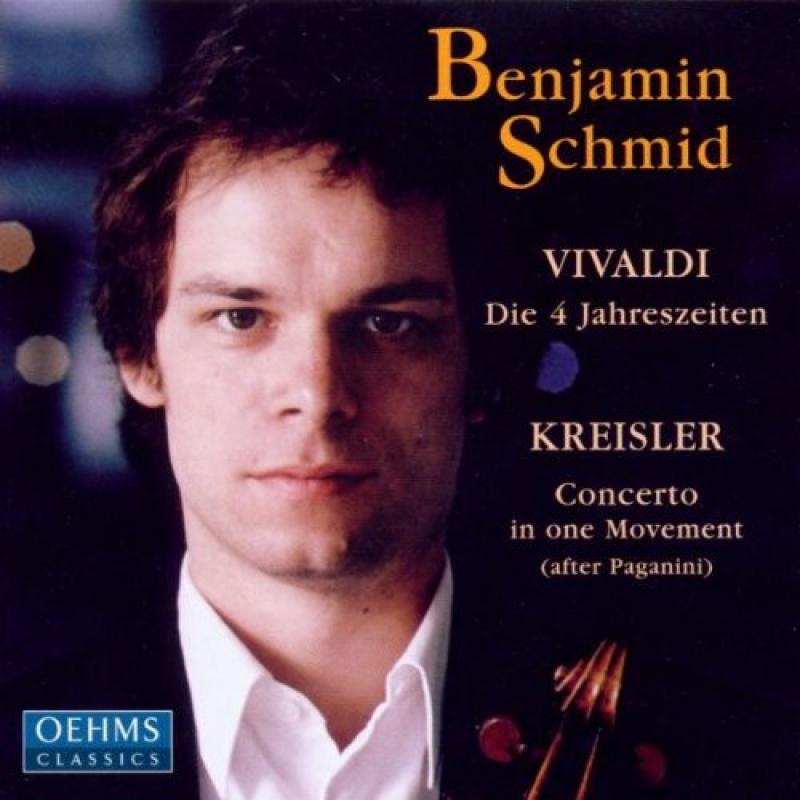 Vivaldi 4 Seasons Benjamin Schmid