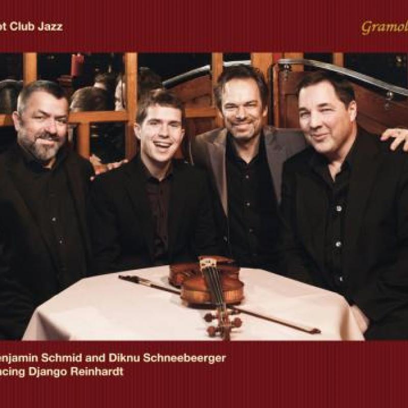 Hot Club Jazz, feat. Diknu Schneeberger