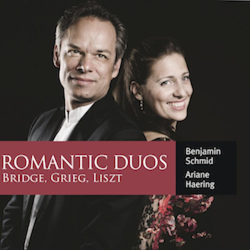 Violin and Piano, Romantic (and virtuosic) Duos